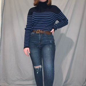 tommy hilfiger turtleneck sweater